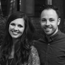 Jessie and Rob Keim, Worship Directors at Pearce Church in Rochester, NY