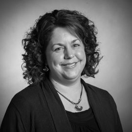Kim Mantegna, Communication Director at Pearce Church in Rochester, NY