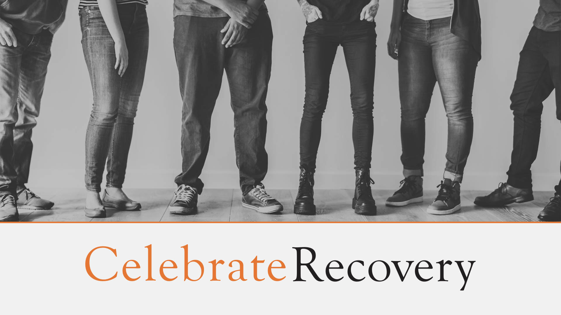 Celebrate Recovery community group at Pearce Church in Rochester, NY