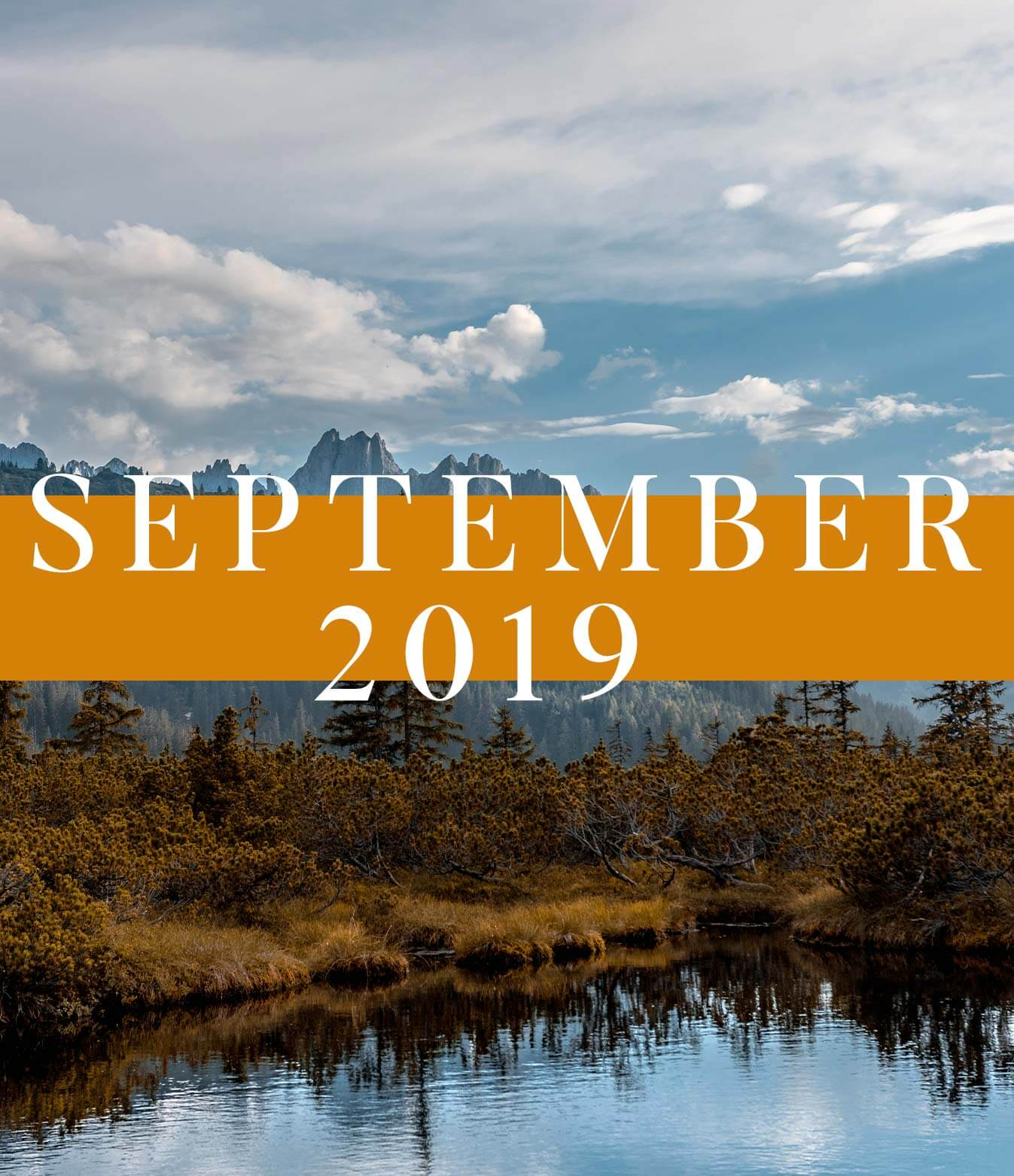 September 2019 sermon series at Pearce Church in Rochester, NY